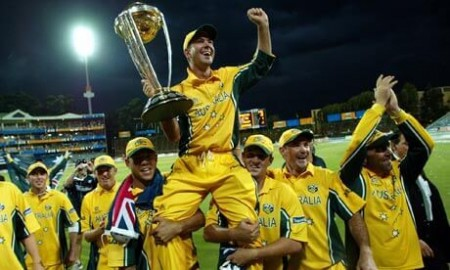 world cup 2007 australia squad