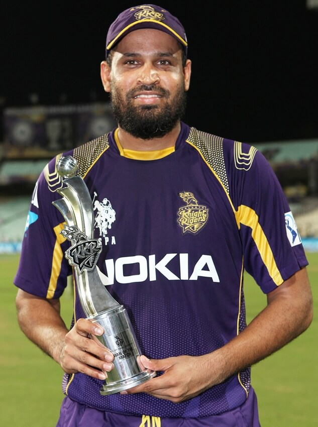 Yusuf Pathan net woth